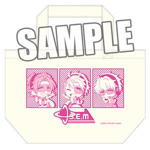 TVアニメ アイドルマスター SideM ミニトートバッグ「S.E.M」