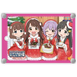 『アイドルマスター シンデレラガールズ劇場』アクリルICカードケース(クリスマス)