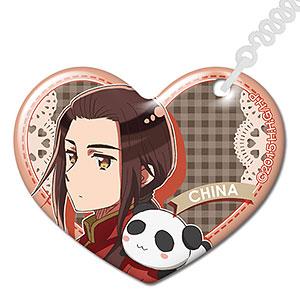 ヘタリア The World Twinkle ハートスマートフォンクリーナー デザイン08(中国)