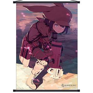 ソードアート・オンライン オルタナティブ ガンゲイル・オンライン B2タペストリー レンC 6巻表紙(原作柄)