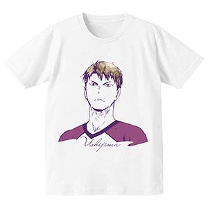 ハイキュー!! Ani-ArtTシャツ(牛島若利)/メンズ(サイズ/S)