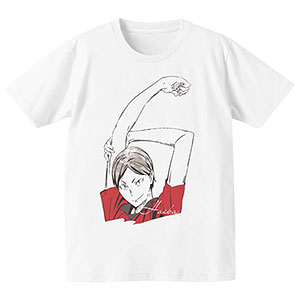 ハイキュー!! Ani-ArtTシャツ(灰羽リエーフ)/メンズ(サイズ/XL)