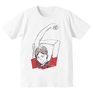 ハイキュー!! Ani-ArtTシャツ(灰羽リエーフ)/レディース(サイズ/L)