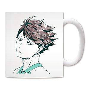 ハイキュー!! Ani-Artマグカップ(及川徹)