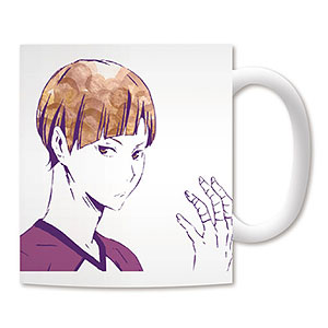 ハイキュー!! Ani-Artマグカップ(白布賢二郎)