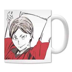 ハイキュー!! Ani-Artマグカップ(灰羽リエーフ)