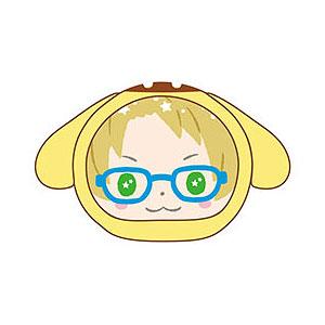 あんさんぶるスターズ!×サンリオキャラクターズ おまんじゅうにぎにぎマスコット 3.遊木真