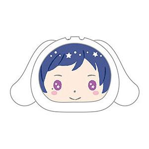 あんさんぶるスターズ!×サンリオキャラクターズ おまんじゅうにぎにぎマスコット 8.伏見弓弦