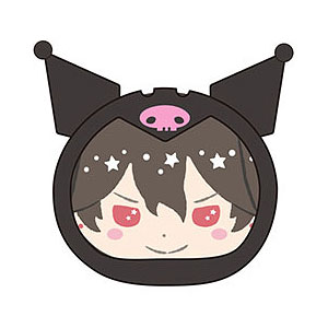 あんさんぶるスターズ!×サンリオキャラクターズ おまんじゅうにぎにぎマスコット 9.朔間零