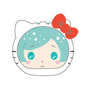 あんさんぶるスターズ!×サンリオキャラクターズ おまんじゅうにぎにぎマスコット 14.深海奏汰