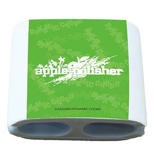 キャラコードリール「DYNAMIC CHORD」04/apple-polisher(グラフアートデザイン)