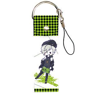 ビッグレザーストラップ「DYNAMIC CHORD」14/Toi(グラフアートデザイン)