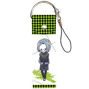 ビッグレザーストラップ「DYNAMIC CHORD」16/Kuro(グラフアートデザイン)
