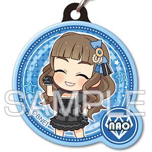 アイドルマスター シンデレラガールズ ぷくっとキーホルダー Ver.3 デザイン14(神谷奈緒)