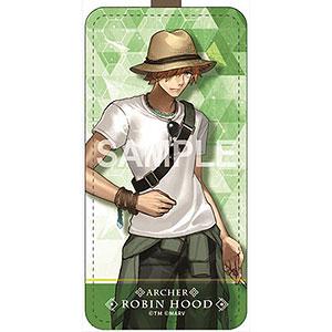 Fate/EXTELLA LINK レザーキーホルダー ロビンフッド