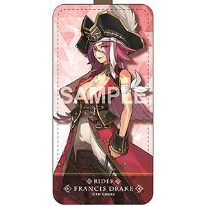 Fate/EXTELLA LINK レザーキーホルダー フランシス・ドレイク