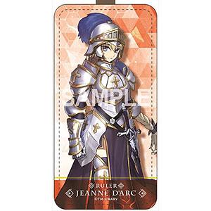 Fate/EXTELLA LINK レザーキーホルダー ジャンヌ・ダルク