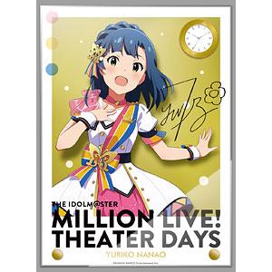 アイドルマスター ミリオンライブ! 時計付アクリルアート 七尾百合子 ヌーベル・トリコロール ver.
