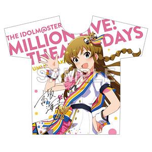 アイドルマスター ミリオンライブ! フルカラーTシャツ 高坂海美 ヌーベル・トリコロール ver.