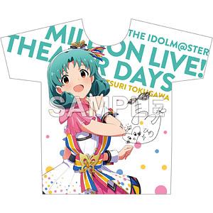 アイドルマスター ミリオンライブ! フルカラーTシャツ 徳川まつり ヌーベル・トリコロール ver.