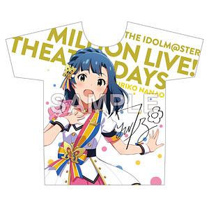 アイドルマスター ミリオンライブ! フルカラーTシャツ 七尾百合子 ヌーベル・トリコロール ver.