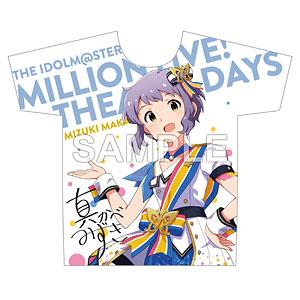 アイドルマスター ミリオンライブ! フルカラーTシャツ 真壁瑞希 ヌーベル・トリコロール ver.
