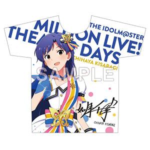 アイドルマスター ミリオンライブ! フルカラーTシャツ 如月千早 ヌーベル・トリコロール ver.