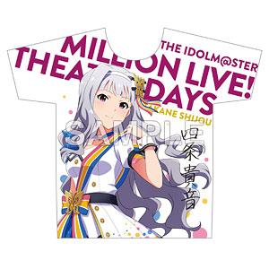 アイドルマスター ミリオンライブ! フルカラーTシャツ 四条貴音 ヌーベル・トリコロール ver.