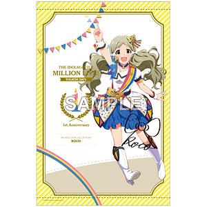 アイドルマスター ミリオンライブ! B2タペストリー ロコ ヌーベル・トリコロール ver.