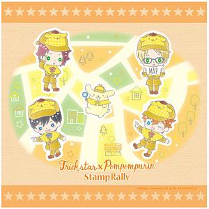 あんさんぶるスターズ!×サンリオキャラクターズ マイクロファイバー Trickstar×POMPOMPURIN
