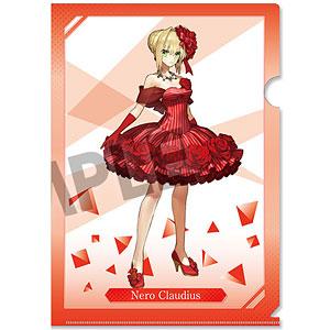 Fate/EXTELLA LINK クリアファイル vol.2 ネロ・クラウディウス