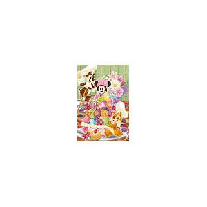 ジグソーパズル プチライト ディズニー デリシャス・マカロンツリー 99ピース (99-444)