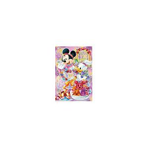 ジグソーパズル プチライト ディズニー フローリスト 99ピース (99-448)