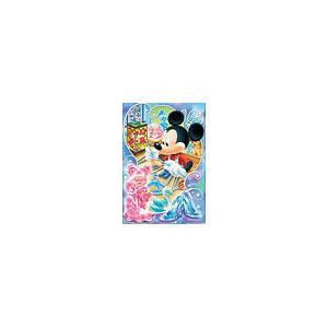 ジグソーパズル プチライト ディズニー グラスアーティスト 99ピース (99-449)