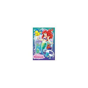 ジグソーパズル プチライト ディズニー マーメイド・プリンセス 99ピース (99-452)