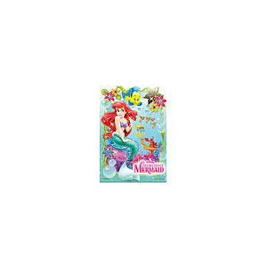 ジグソーパズル プチライト ディズニー 海のプリンセス 99ピース (99-455)