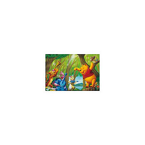 ジグソーパズル プチライト ディズニー 森の音楽隊 99ピース (99-458)