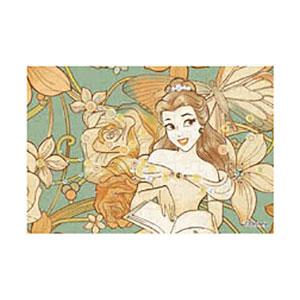 パズルデコレーションmini ディズニー Royal Floral(ベル) 70ピース (70-011)