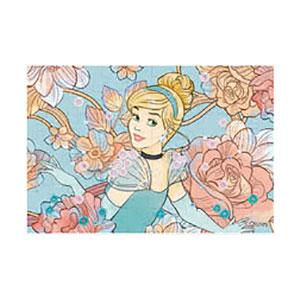 パズルデコレーションmini ディズニー Royal Floral(シンデレラ) 70ピース (70-012)