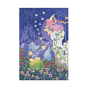 パズルデコレーションmini ディズニー Silhouette(ミッキー&ミニー) 70ピース (70-014)
