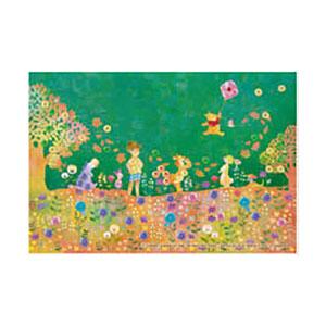 パズルデコレーションmini ディズニー Silhouette(くまのプーさん) 70ピース (70-015)