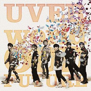 CD UVERworld / 「ODD FUTURE」 通常盤 (TVアニメ「僕のヒーローアカデミア」OPテーマ)