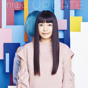 CD miwa / アップデート 通常盤 (TVアニメ「僕のヒーローアカデミア」EDテーマ)