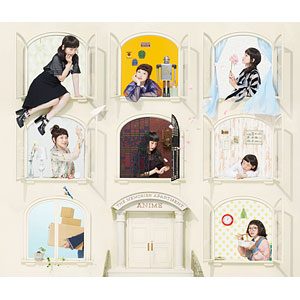 CD 南條愛乃 ベストアルバム THE MEMORIES APARTMENT ‐ Anime ‐初回限定盤DVD付
