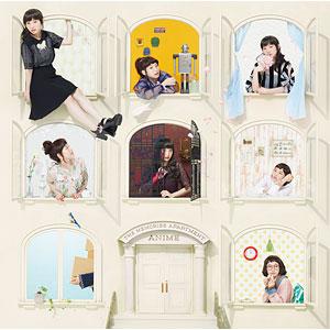 CD 南條愛乃 ベストアルバム THE MEMORIES APARTMENT ‐ Anime ‐通常盤