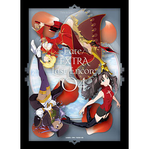 BD Fate/EXTRA Last Encore 4 完全生産限定版 (Blu-ray Disc)