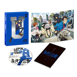 BD ルパン三世 PART5 Vol.2 (Blu-ray Disc)