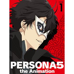 DVD ペルソナ5 1 完全生産限定版