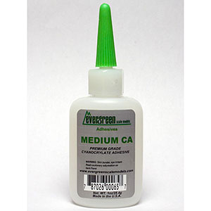 エバーグリーン 瞬間接着剤 中粘度 グリーンキャップ 大