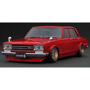 1/43 日産 スカイライン 2000 GT-R (PGC10) Red